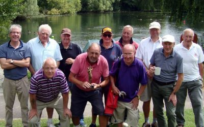 Poyser's winning streak continues with Summer Golf Trophy at Charlton Lakes