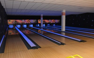 New Youth Bowling at Riverside Bowl Andover