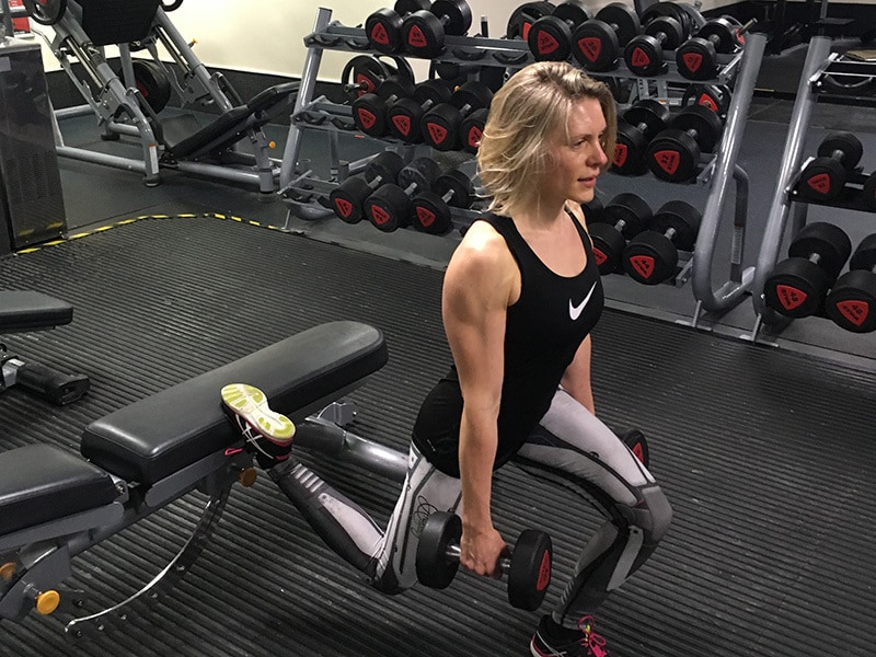 Andover Mum to take part in local bodybuilding competition